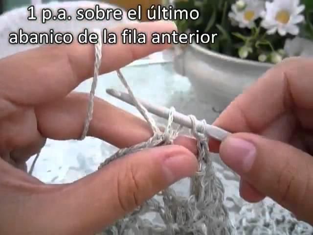 Cómo hacer un Chaleco a Crochet - Paso a Paso - Mujer ...