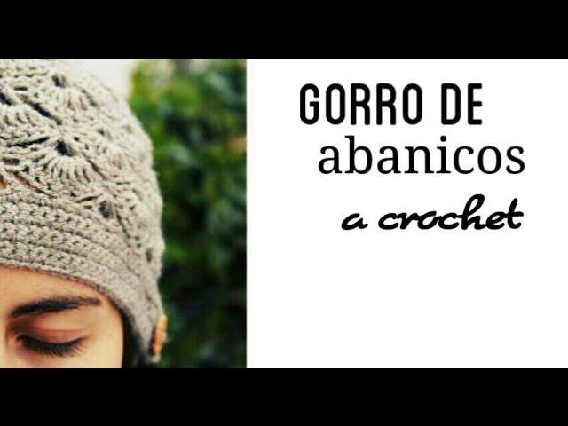 Gorro a Crochet o Ganchillo | Mujer Hacendosa