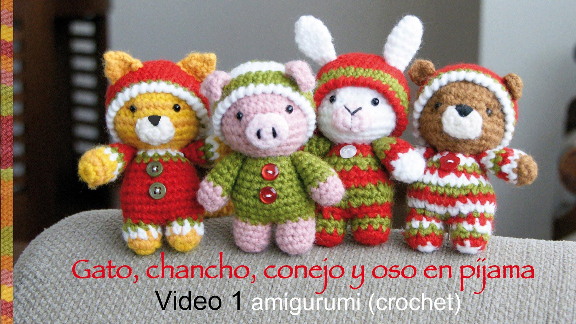 Punto unicornio de colores tejido a crochet / Tejiendo Perú - YouTube | 1125x2000